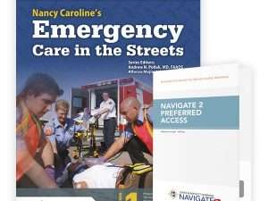 Nancy Caroline's Emergency Care in the Streets, Eighth Edition Preferred