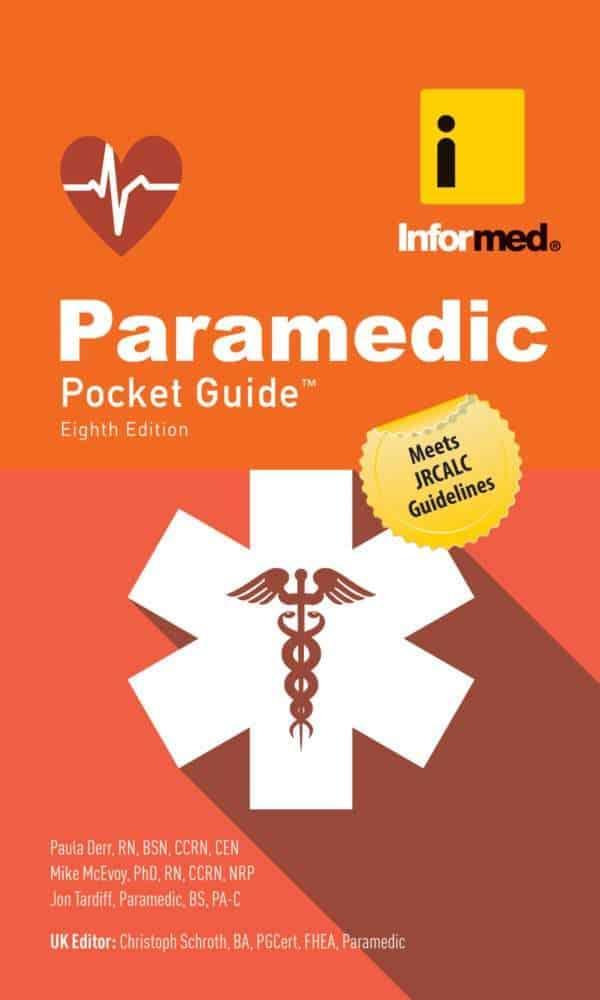 Paramedic Pocket Guide (United Kingdom Edition)