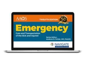 Emergency Care and Transportation of the Sick and Injured Digital Advantage Package