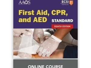 First Aid, CPR, and AED Interactive