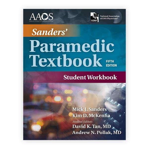 sanders-paramedic-student-workbook